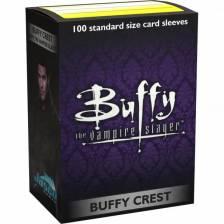Dragon Shield Classic Art Sleeves - Buffy the Vampire Slayer - Buffy Crest (100 Sleeves)