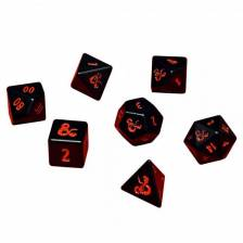 Heavy Metal 7 RPG Set Dice for Dungeons & Dragons