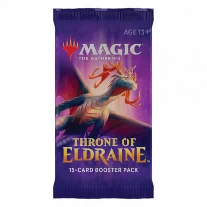 Booster - Throne of Eldraine
