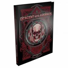D&D Baldur's Gate: Descent into Avernus Adventure Book (Alternate Cover)