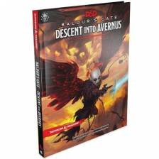 D&D Baldur's Gate: Descent into Avernus Adventure Book