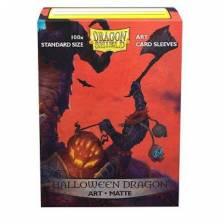 Dragon Shield Classic Art Sleeves - Halloween Dragon (100 Sleeves)