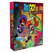 Teen Titans GO! Deck-Building Game
