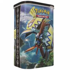 Pokemon TCG Sun & Moon Tapu Koko Deck Shield Tin