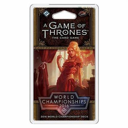 Got - World Championship Deck