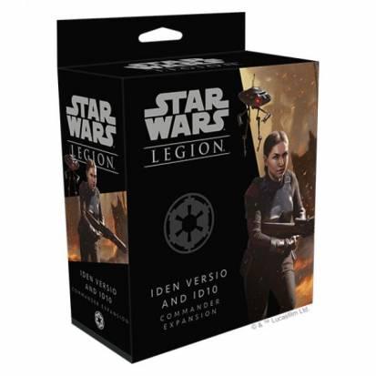 Star Wars: Legion – Iden Versio and ID10 Commander Expansion