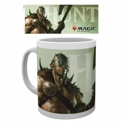 Magic the Gathering Mug Garruk heo Exclusive