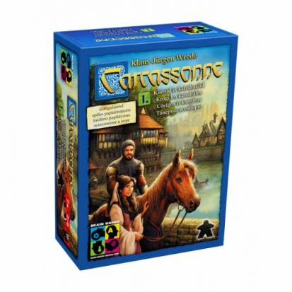Carcassonne - Inns & Cathedrals (Eesti)