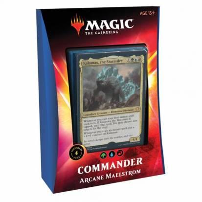 Commander: Ikoria (Arcane Maelstrom)