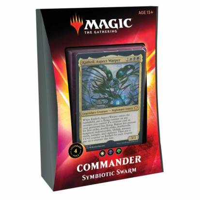 Commander: Ikoria (Symbiotic Swarm)