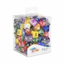 Oakie Doakie Dice RPG Set Retail Pack Mixed (105)