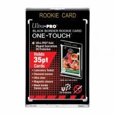 35PT Rookie Black Border UV One-Touch Magnetic Holder