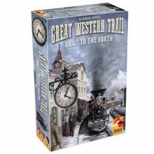 Great Western Trail- Rails To The North