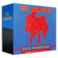 Pokemon TCG: Sword & Shield Elite Trainer Box