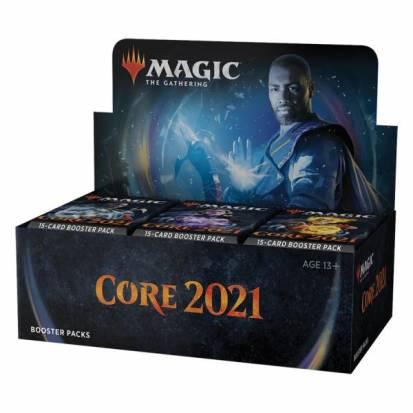 Booster Box - Core Set 2021