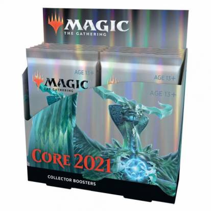 Booster Box (Collector) - Core Set 2021
