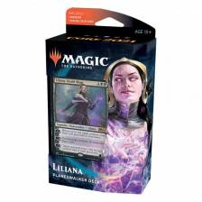 Planeswalker Deck - Core Set 2021 #3 (Liliana)
