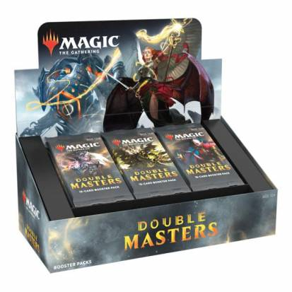 Booster Box  - Double Masters