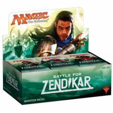 Booster Box - Battle for Zendikar