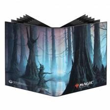 UP - PRO Binder 9 Pocket - Unstable Lands Swamp