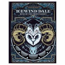 D&D Icewind Dale: Rime of the Frostmaiden Limited Edition Alternate Cover (WPN Exclusive)