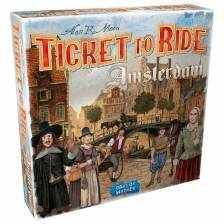 Ticket to Ride: Amsterdam