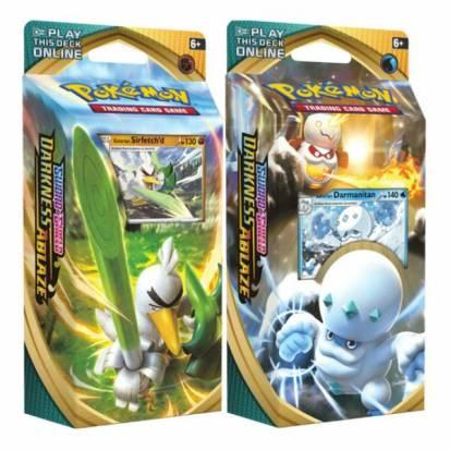 Pokemon TCG: Sword & Shield 3 Darkness Ablaze Theme Deck