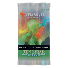 Booster (Collector) - Zendikar Rising