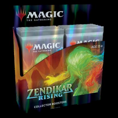 Booster Box (Collector) - Zendikar Rising