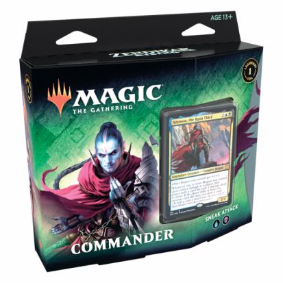 Commander - Zendikar Rising (SNEAK ATTACK)