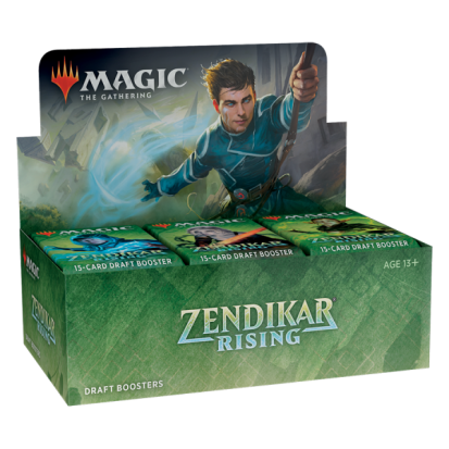 Booster Box (Draft) - Zendikar Rising