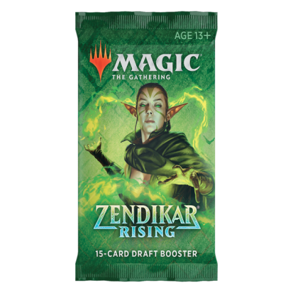 Booster (Draft) - Zendikar Rising