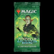 Booster (Draft) - Zendikar Rising