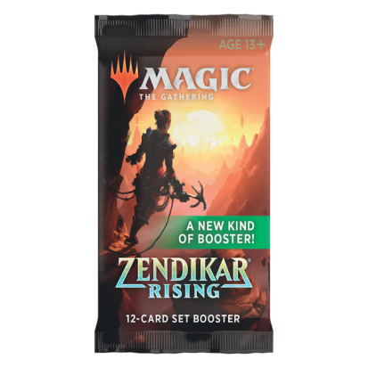 Booster (Set) - Zendikar Rising