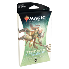 Booster (Theme) - Zendikar Rising #1 White