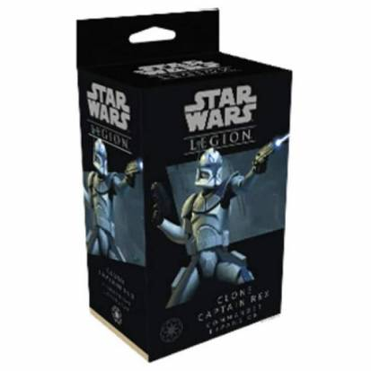 Star Wars: Legion – Clone Captain Rex Commander Expansion