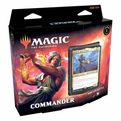 Commander - Commander Legends (Arm for Battle)