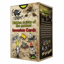 Hidden Society Of The Gnomes: Invasion Cards
