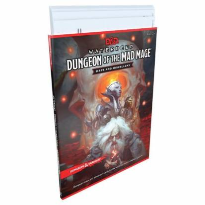UP - Dungeons & Dragons Character Folio - Mad Mage
