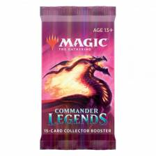 Booster (Collector) - Commander Legends