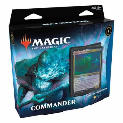 Commander Deck - Phantom Premonition - Kaldheim