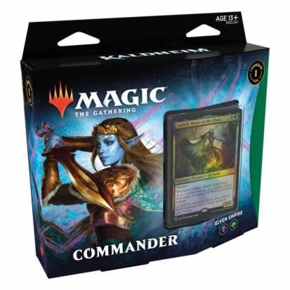 Commander Deck - Elven Empire - Kaldheim