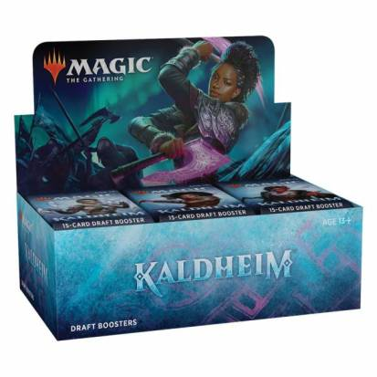 Booster Box (Draft) - Kaldheim