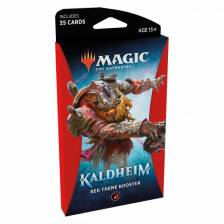 Booster (Theme) - #4 Red - Kaldheim