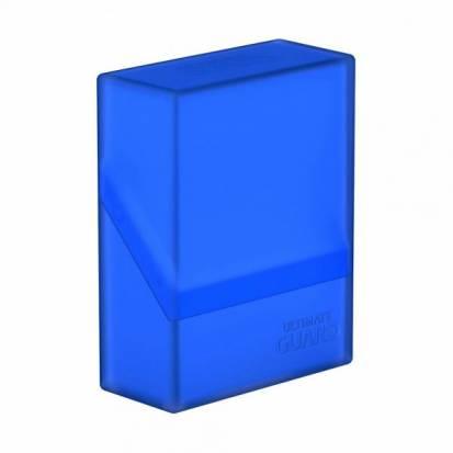 Ultimate Guard Boulder™ Deck Case 40+ Standard Size Sapphire