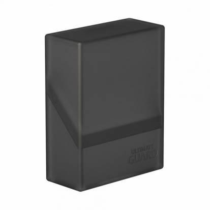 Ultimate Guard Boulder™ Deck Case 40+ Standard Size Onyx