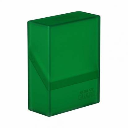 Ultimate Guard Boulder™ Deck Case 40+ Standard Size Emerald