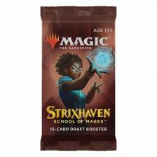 Booster (Draft) - Strixhaven
