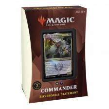 Commander Deck - Strixhaven (Silverquill Statement)