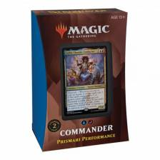 Commander Deck - Strixhaven (Prismari Performance)